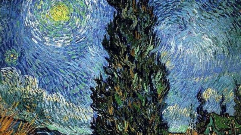 Cuadro de Van Gogh para ilustrar el tratamiento psicoanalitico para la depresion